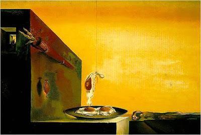 Salvador Dalì tra arte e cibo. Parte 1: tra vita e opere.