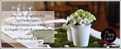 Il servizio di Personal Stylist offerto dalla Wedding Planner Maria Pellegrino di Margi Events