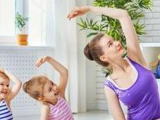 Yoga bambini: benefici corpo mente