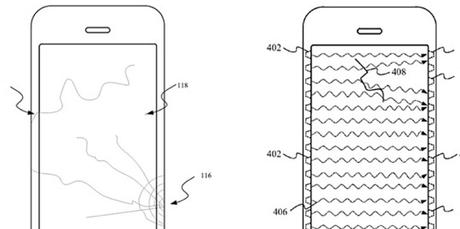 iPhone | rilevamento fratture display