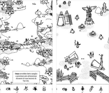 Hidden Folks: omini nascosti in un piccolo mondo interattivo