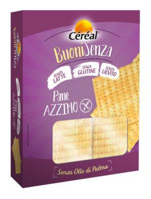 Céréal BuoniSenza, novità senza glutine, senza lievito, senza lattosio per un'alimentazione all'insegna del benessere