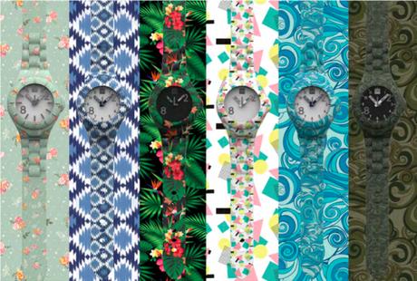 Mash-Up DECOR by TOO LATE, orologi ispirati alla tradizione floreale  o alla modernità pop