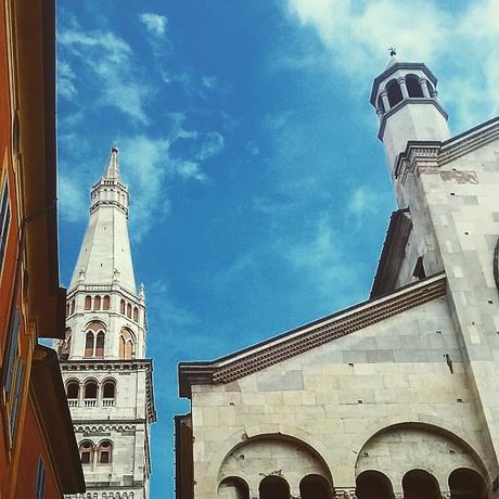 Modena: salire sulla Ghirlandina