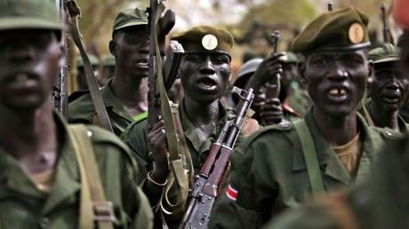 Risultati immagini per stato di unita in sud sudan