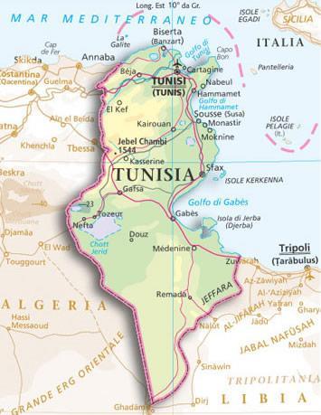 Risultati immagini per tunisia
