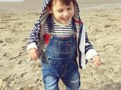 Kids Outfit tempo libero: look fashion dinamico