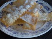 Meraviglias: dolce croccante Carnevale sardo