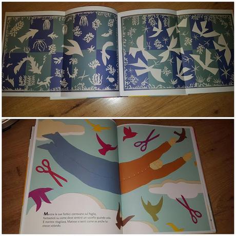 Il giardino di matisse e l 39 arte per bambini paperblog for Il giardino di matisse