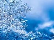 spettacolare struttura fiocchi neve