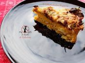Polenta verza spadellata formaggio cheddar