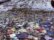 Dell ricicla plastica dall'oceano l'imballaggio notebook