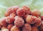 Castagnole alle mele senza glutine