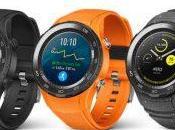 Huawei Watch strizza l'occhio allo sport