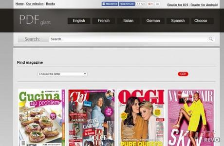 scaricare giornali quotidiani e riviste gratis in pdf