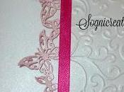 Matrimonio fucsia rosa farfalle