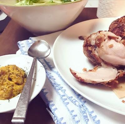 Il pollo fritto, me e l'MTC