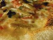 Giocando impasti pizza piatto farro integrale, impasto d'idratazione