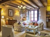 Francia bella maison stile country chic