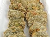 Carciofi impanati cotti forno zucchine alla poveretta