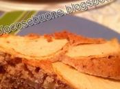 Torta mele grano saraceno farina castagne