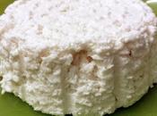 ricetta preparare casa ricotta latte capra