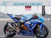 Suzuki GSX-R 1000 Team Kagayama 2017 Endurance Version