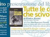 Come dolce scivolare sulla terra…, parola Enrico Azzini