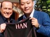 Sport europeo cultura cinese (pensando Milan, solo)