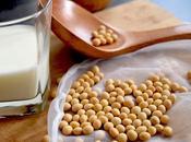 antiossidanti arricchiscono latte soja
