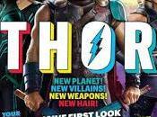 ENTERTAINMENT WEEKLY mostra primo sguardo Hela, Thor, Valkyrie THOR: RAGNAROK!