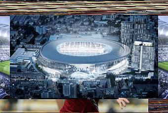 Tottenham stadium il pi costoso della storia d for Nuovi piani casa in inghilterra
