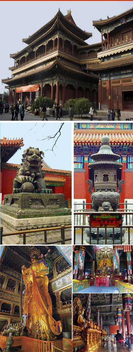 Tempio Lama YongHeGong Pechino