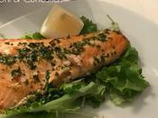 Salmone forno