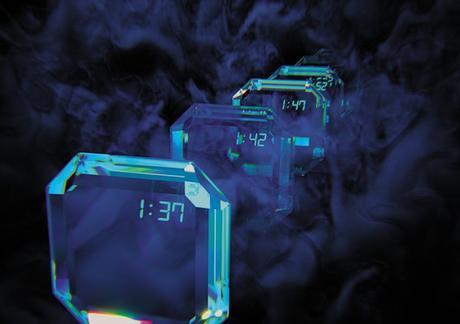 Costruito un cristallo temporale.Si ripete nello spazio e nel tempo