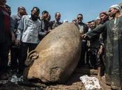 Cairo: trovata statua Ramses