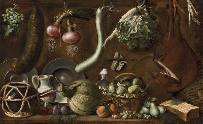 Economia e cucina, un binomio forte per il territorio rurale.