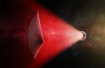 I lampi radio nello Spazio(FRB), tecnologia aliena?