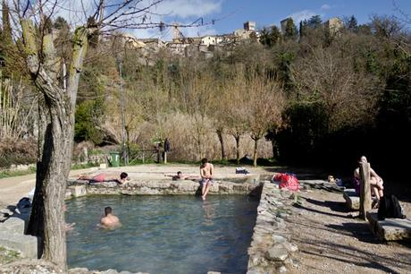 Terme Gratuite San Casciano Bagni