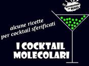 Cocktails sferificati: alcune ricette