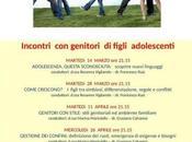 ORMAI SONO GRANDI… Incontri genitori figli adolescenti