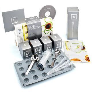 La cucina molecolare storia e procedimenti paperblog - Kit cucina molecolare ...