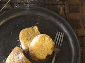 Torta all'arancia senza uovo e…senza burro