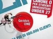 "Genius One, conto corrente UniCredit basso costo, gestire ""self service"" online. Gratis studenti universitari under"