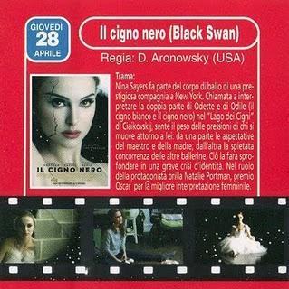 Pellicole d'autore al Cinema Cristallo di Fidenza: 28 aprile 2011