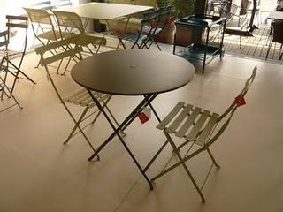 Fermob, mobili da giardino colorati - Paperblog