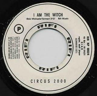 Circus 2000 - I am the Witch