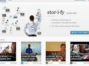 Storify, nuovo modo raccontare.