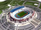 Inaugurato nuovo stadio calcio Tangeri
