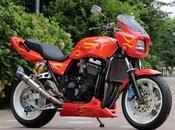Kawasaki 1100 Motor